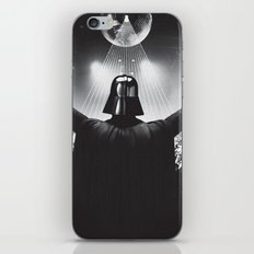 Darth Vader rocks the party iPhone & iPod Skin