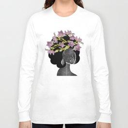 Wildflower Crown II Long Sleeve T-shirt