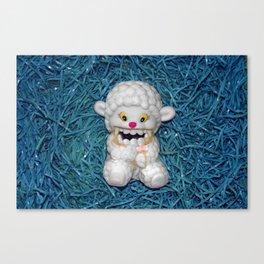 Lamby Canvas Print