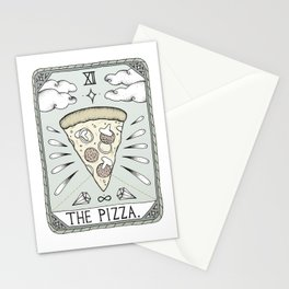 The Pizza Stationery Cards