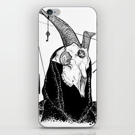 The Conjurer iPhone Skin