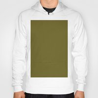 antique Hoodies featuring Antique bronze by List of colors