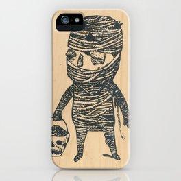 Mummyboy iPhone Case