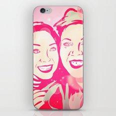 Louise and Zoe iPhone & iPod Skin