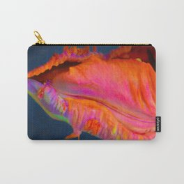 Rainbow Parrot Tulip by Teresa Thompson Carry-All Pouch