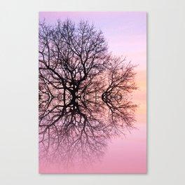 Angels Tree Canvas Print