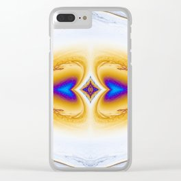 Soapscape Clear iPhone Case
