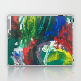 its the paint Laptop & iPad Skin
