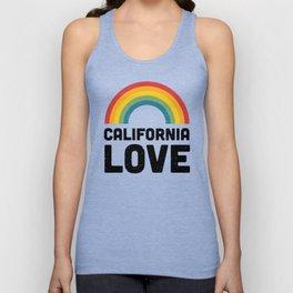 California Love Unisex Tank Top