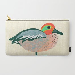 Pretty Duck Carry-All Pouch