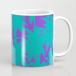 Electric Palm Tree Coffee Mug