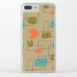 Tinakula Clear iPhone Case