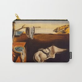 Salvador Dali - The Persistence of Memory Carry-All Pouch