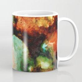 Geode II, Malachite Coffee Mug