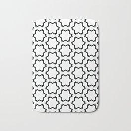 Graphic Art Pattern-P4-C5 Bath Mat