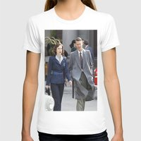 peggy carter T-shirts featuring Jack Thompson & Peggy Carter - Agent Carter. by agentcarter23