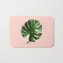 MONSTERA ANT Bath Mat