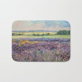 Provence Lavender Bath Mat