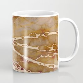 MARBLED SATURDAY Coffee Mug