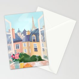 Emily in Paris Stationery Cards
