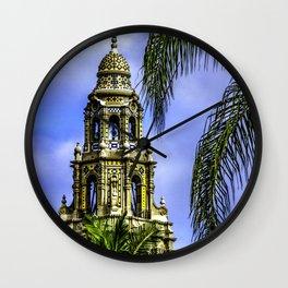 Museum Of Man Wall Clock