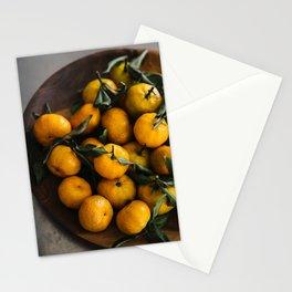 Lucky mandarins Stationery Cards