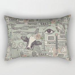 Dolly et al Rectangular Pillow