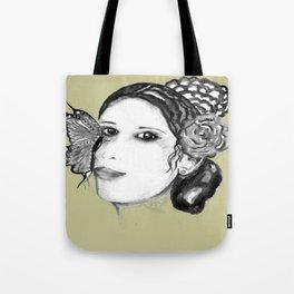 THE SPANISH WOMAN / ORIGINAL DANISH DESIGN bykazandholly  Tote Bag