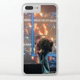 1975 live Phoenix Clear iPhone Case