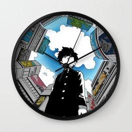 Shigeo Kageyama v.4 Wall Clock
