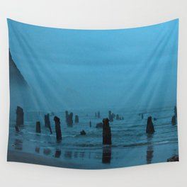 Ghost Forest Wall Tapestry