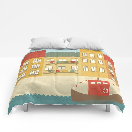 Portugal Comforters