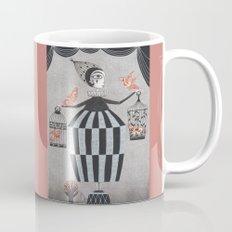 The Bird Act Coffee Mug