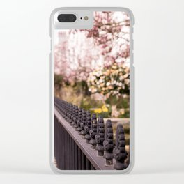 The Arrival Clear iPhone Case
