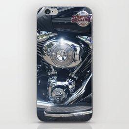 Harley Electra-Glide iPhone Skin
