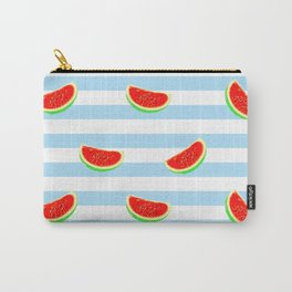 Watermelon, Summer Poster, Summer pattern, Carry-All Pouch