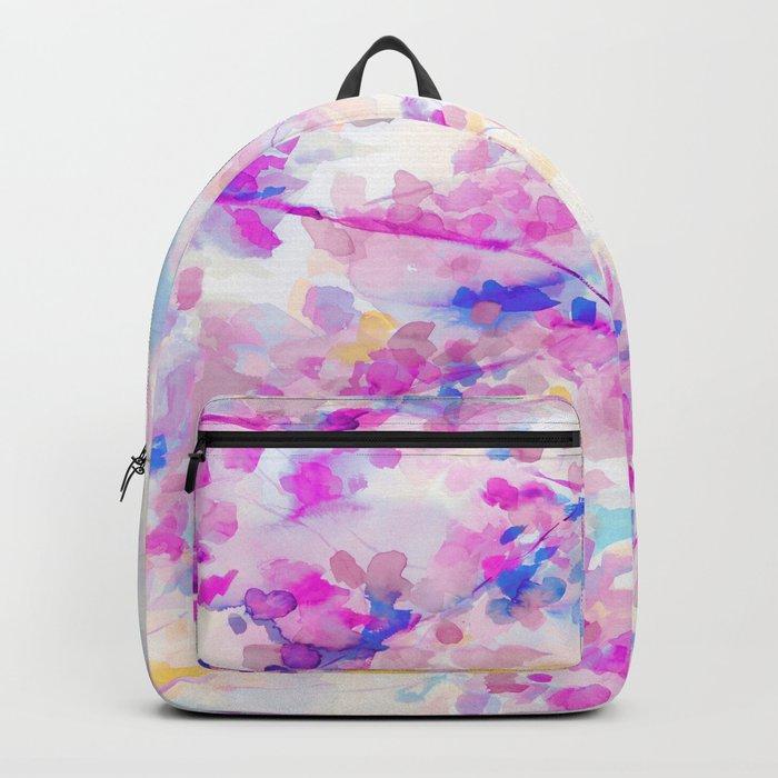 Canopy Magenta Backpack