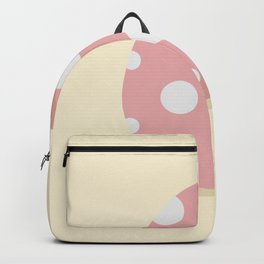 Easter egg with poke dots Backpack