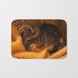 Cat photography 2 Bath Mat