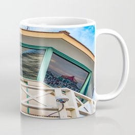 Surf City Reflects  Coffee Mug