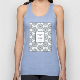 T.S. Eliot - The Waste Land - Shored Against My Ruins Unisex Tank Top