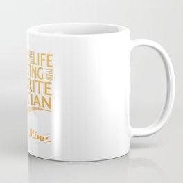 Music Teacher Coffee Mug