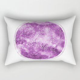 Southern Stars Rose Rectangular Pillow