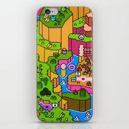 SMW World iPhone Skin