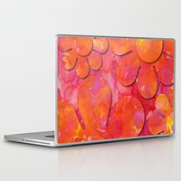 camo Laptop & iPad Skins featuring Camo flowers by Shelly Bremmer