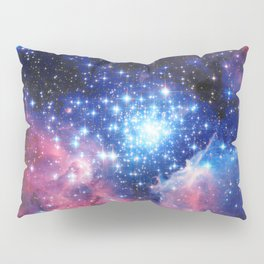 Extreme Star Cluster Pillow Sham
