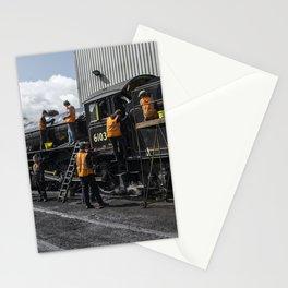 Many Hands make light work Stationery Cards