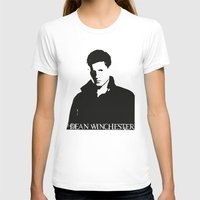 winchester T-shirts featuring Dean Winchester by TeganFanella