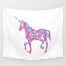 Unicorn's Breakfast Wall Tapestry