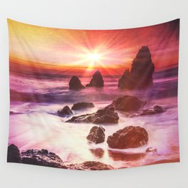 Heaven on Earth Wall Tapestry